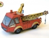 Servisní a vyprošťovací vůz - Rallye ABC