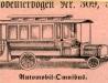 Automobil-Omnibus – 309, 310