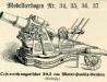 Oesterreich-ungarisches 30,5 cm Motor-Haubitz-Geschütz – 34-37