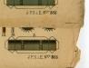 Lokomotive und Tender – 385, 585
