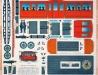 Elektrischer Straßenbahnwagen – tramvaj – 17