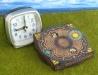 Sluneční hodiny a kompas Pf'81