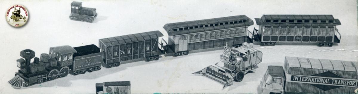 Jaromír Svoboda - Trains 3