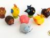 Netradiční velikonoční vajíčka