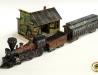 Velká Pacifická - Great Western Railroad 1869