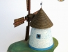 Větrný mlýn z Kuželova