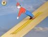 Skoky na lyžích (hříčka)