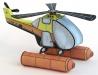 Vrtulníček kasička