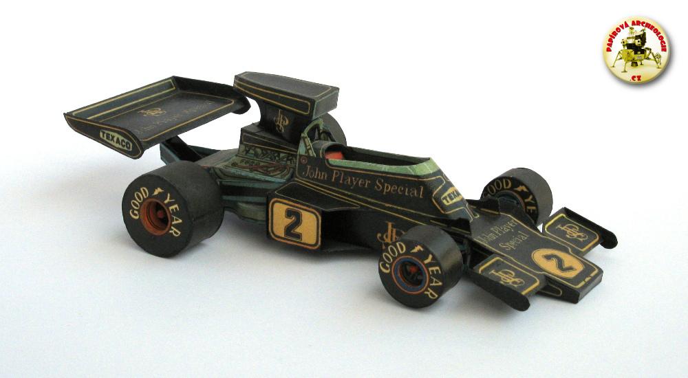 Lotus 72 D JPS