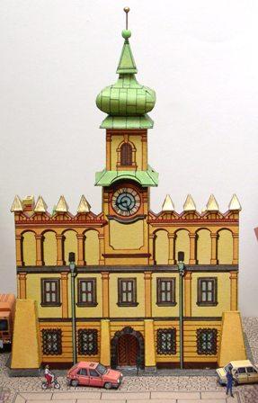 Malá Městská památková rezervace - renesanční radnice