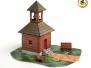 Zvonička v Ostrovci