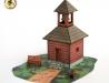 Zvonička v Ostrovci u Zbiroha