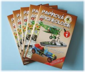 Kniha Papírová archeologie 1