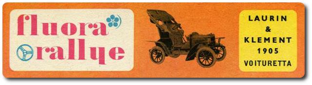Laurin & Klement 1905 Voituretta - banner