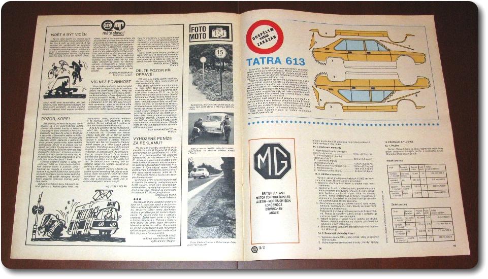 Svět motorů - č. 3-76