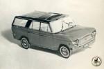 Jaromír Svoboda - Fiat 1300 c