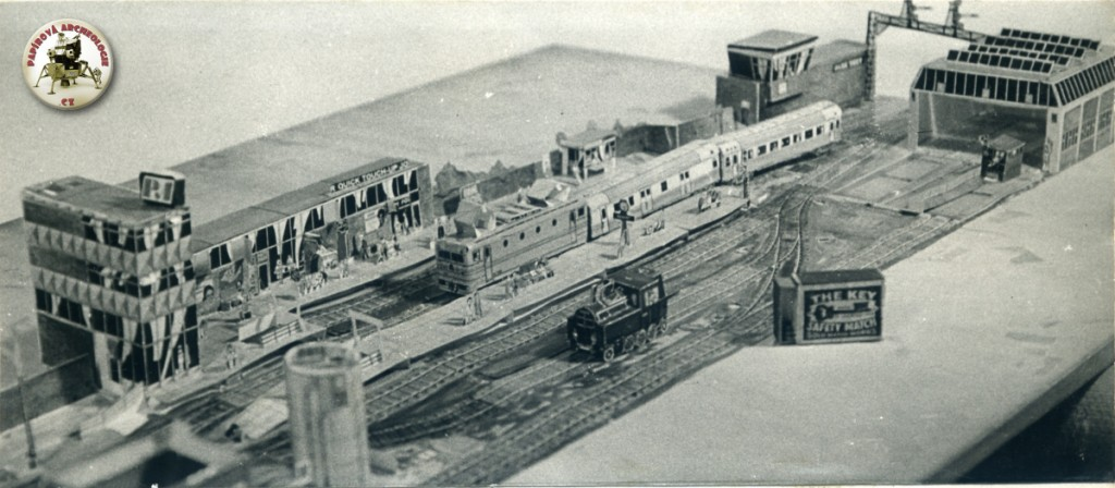 Jaromír Svoboda - nádraží 1