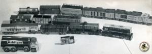 Jaromír Svoboda - trains